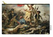 Liberty Leading The People Carry-all Pouch
