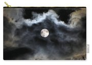Lisas Wildlife Moons 2 Carry-all Pouch