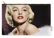 Marilyn Monroe Carry-all Pouch by Granger