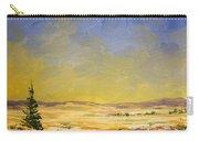 Montana Landscape Carry-all Pouch