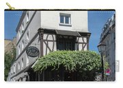 Montmarte Paris Carry-all Pouch
