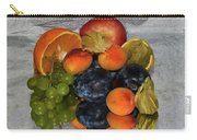 Multicolor Fruits Carry-all Pouch