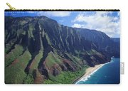 Na Pali Coast Aerial Carry-all Pouch