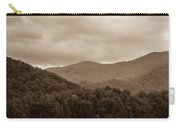 Nature Landscapes Around Lake Santeetlah North Carolina Carry-all Pouch