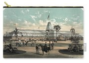 New Orleans, Fair, 1884.  Carry-all Pouch