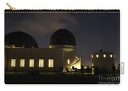 Night At Griffeth Observatory Carry-all Pouch