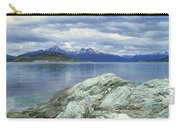 Panoramic View Of Ushuaia, Tierra Del Carry-all Pouch
