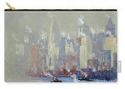 Pennell, New York City.  Carry-all Pouch