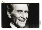 Peter Cushing, Vintage Actor Carry-all Pouch