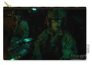 Pilots Equipped With Night Vision Carry-all Pouch