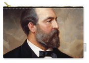 President James Garfield Painting Carry-all Pouch