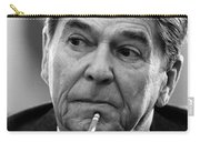 President Ronald Reagan - Three Carry-all Pouch