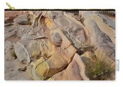 Rainbow Of Color In Valley Of Fire Carry-all Pouch