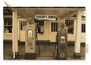 Route 66 - Soulsby Station Pumps Carry-all Pouch