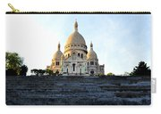 Sacre Coeur Carry-all Pouch by Riad Belhimer