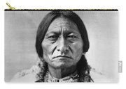 Sitting Bull 1834-1890. To License For Professional Use Visit Granger.com Carry-all Pouch