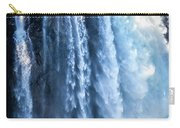 Snoqualmie Falls Washington State Nature In Daylight Carry-all Pouch