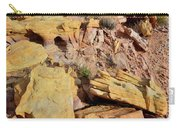 Splash Of Color In Valley Of Fire Carry-all Pouch