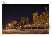 St Augustine City Street Scenes Atnight Carry-all Pouch
