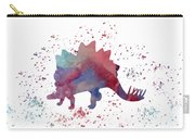 Stegosaurus Carry-all Pouch