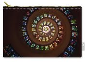 Thanksgiving Chapel Stained Glass Carry-all Pouch
