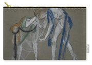 Study Of Two Dancers Carry-all Pouch