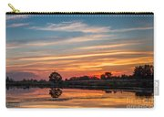 Sunset Reflections Carry-all Pouch