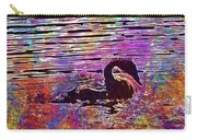 Swan Young Animal Bird Waters  Carry-all Pouch