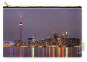 The City Of Toronto Carry-all Pouch