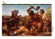 The Hunted Slaves Carry-all Pouch