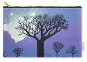 Tree Love Carry-all Pouch