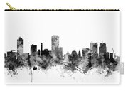 Wellington New Zealand Skyline Carry-all Pouch