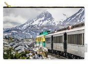 White Pass Mountains In British Columbia Carry-all Pouch
