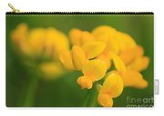 Wildflower Named Birdsfoot Trefoil Carry-all Pouch