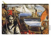 World War I: French Poster Carry-all Pouch by Granger