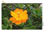 Australia - Cosmos Carpet Yellow Flower Carry-all Pouch