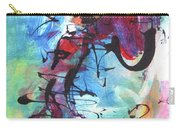 Abstract Expressionsim Art Carry-all Pouch