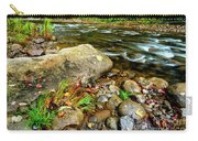 Fall Along Williams River Carry-all Pouch