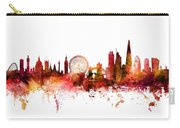 London England Skyline Carry-all Pouch