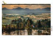 Country Landscapes Carry-all Pouch