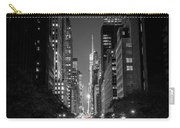 42nd Street Nyc Carry-all Pouch