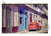 Havana Cuba Carry-all Pouch