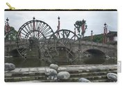 4357- Water Wheels Carry-all Pouch