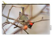 4370 - Ruby-crowned Kinglet Carry-all Pouch