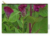 4398- Flower Carry-all Pouch