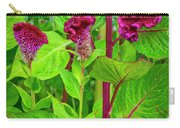 4398- Flowers Carry-all Pouch