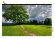 Landscape Print Carry-all Pouch