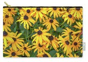 4400- Flowers Carry-all Pouch