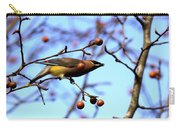 4405 - Cedar Waxwing Carry-all Pouch