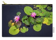4425- Lily Pads Carry-all Pouch